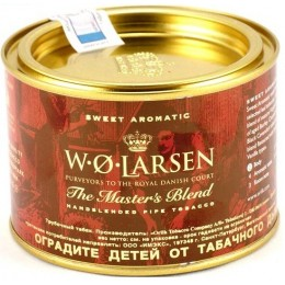 Табак трубочный W.O. Larsen Master's Blend Sweet Aromatic (100 гр)