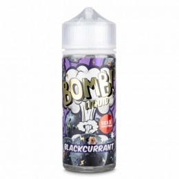 Жидкость Bomb! Blackcurrant 120мл 0мг