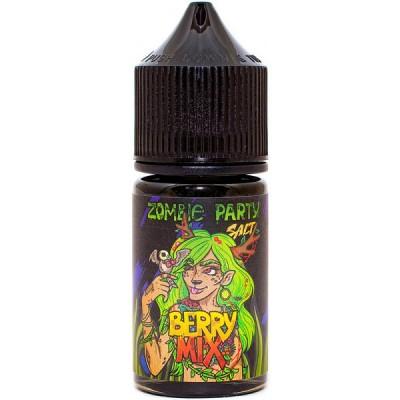 Жидкость Zombie Party Salt Berry Mix 30мл 20мг
